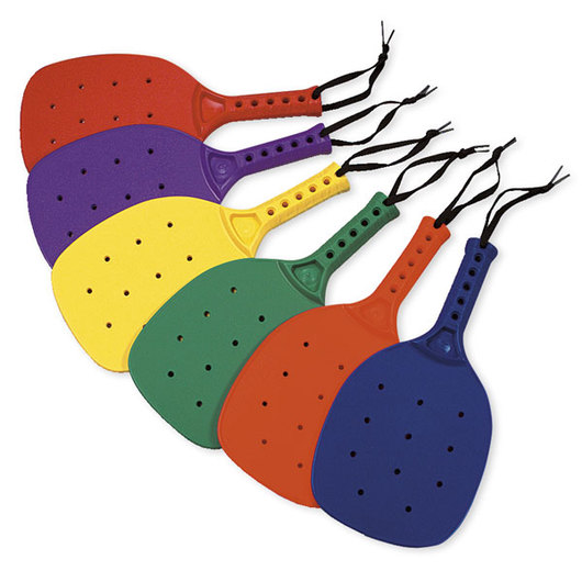 Adult Size Pick-A-Paddles - Set of 6