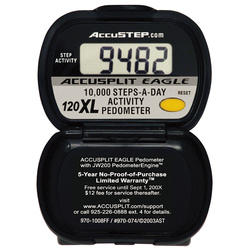 Accusplit Eagle AE120XL Step Counter