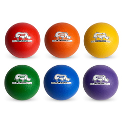 RHINOskin Dodgeballs - 6-Color Set