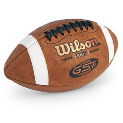 Wilson GST 1003 Game Ball - Official Size 5