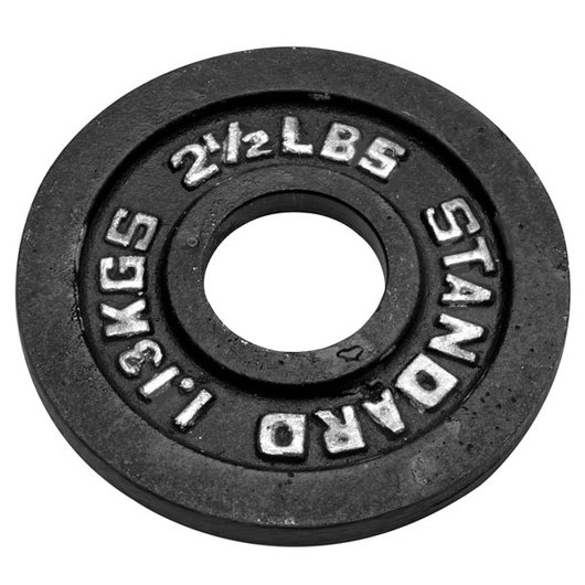 2.5-lb. Olympic Weight Plate