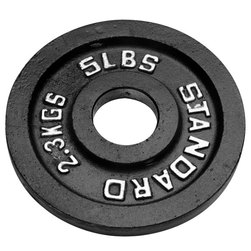 5-lb. Olympic Weight Plate