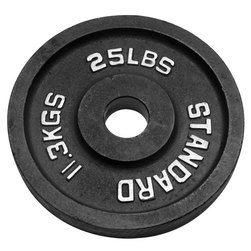 25-lb. Olympic Weight Plate