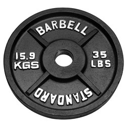 35-lb. Olympic Weight Plate
