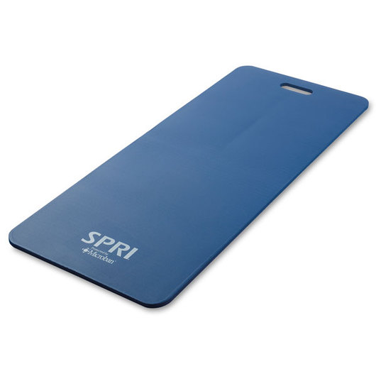 SPRI® Exercise Mat with Microban® - Blue