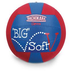 Tachikara SV14 Soft V Oversized Ball