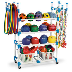Nasco Playground Pack with Cart