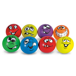 MAC-T Funny Face Balls
