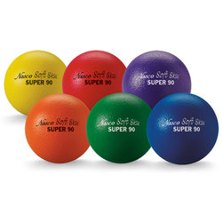 Nasco Soft Skin Foam Balls - Super 90 Ball Set