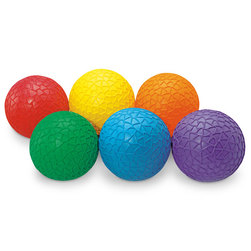 MAC-T Easy Grip Balls - 6 Colors, 6 in.