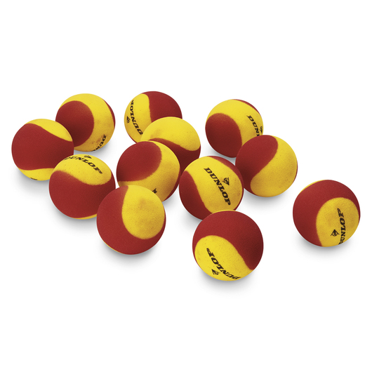 Dunlop® Speedball Foam Teaching Balls