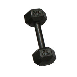 Hexagon Dumbbell - 12 lbs.