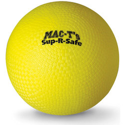 MAC-T Sup-R-Safe 8-1/2 in. Playground Ball