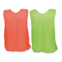 Neon Practice Vest - Adult Size, Orange