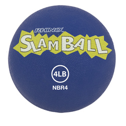 RHINOskin Slam Ball - 4-lb.