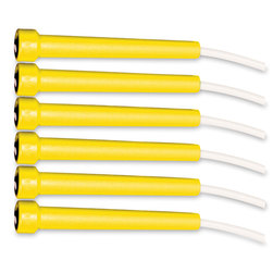 High-Performance 8-ft. Ropes (Yellow Handles)