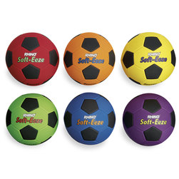 Champion RHINO Soft-Eeze Soccer Ball Set