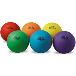 MAC-T Sup-R-Safe Playground Balls - Set of 6