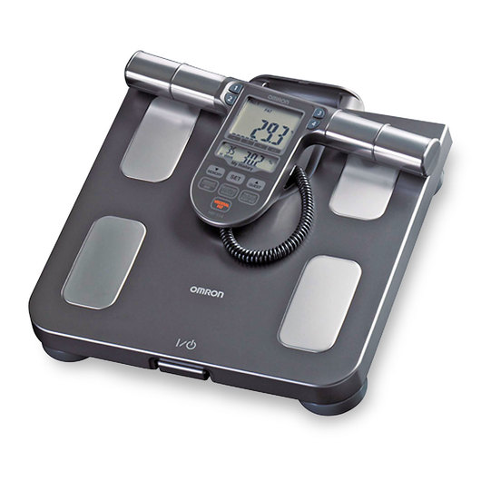 Omron® Full Body Sensor/Body Composition Monitor with Scale and Seven Fitness Indicators