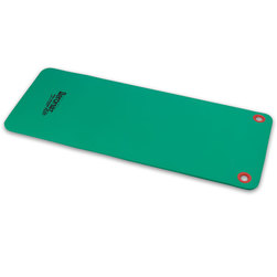 Aeromat™ Elite Workout Mats with Eyelets - Green, 1/2 in. x 20 in. x 48 in.