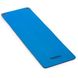 Aeromat™ Elite Workout Mats with Eyelets - Blue, 1/2 in. x 23 in. x 72 in.