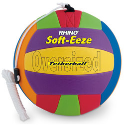 RHINO Soft-Eeze Tetherball - Oversized, 10 in.