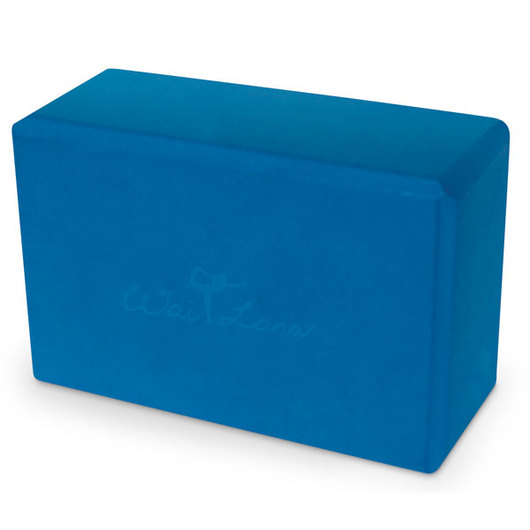 Wai Lana Foam Yoga Blocks - Blue