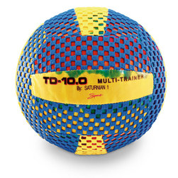 TD-10.0 Mult-Trainer Fun Gripper Volleyball - 10 in. dia.