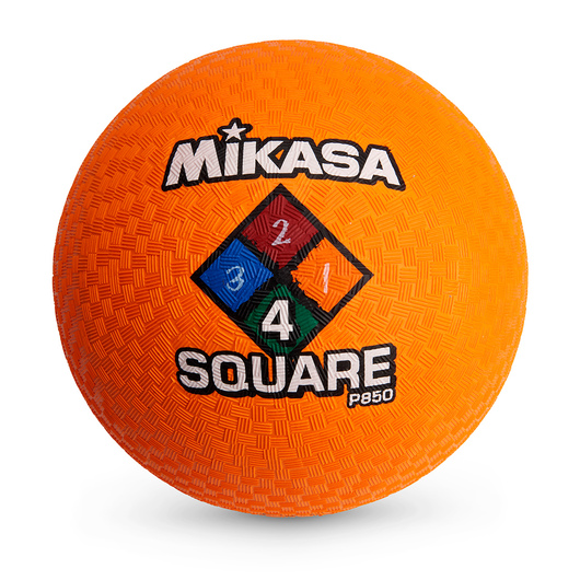 Mikasa® Playground Ball - Neon Orange