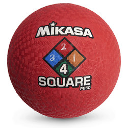 Mikasa® Playground Ball - Red