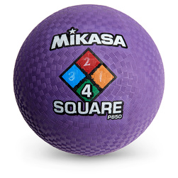 Mikasa® Playground Ball - Purple