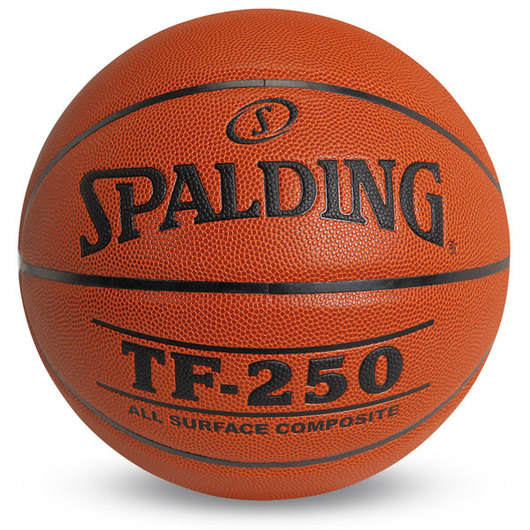 Spalding® TF-250 Basketball - Junior Size 5 (27-1/2)