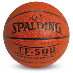 Spalding TF-500 Composite Basketball - Men's Size 7 (29-1/2 in.)