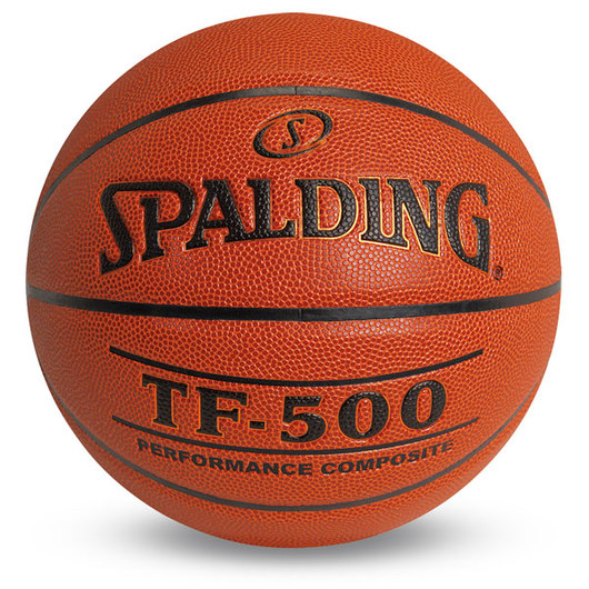 Spalding® TF-500 Composite Basketball - Men's Size 7 (29-1/2 in.)