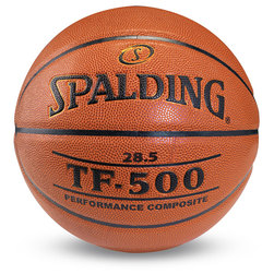 Spalding TF-500 Composite Basketball - Women's Size 6 (28-1/2 in.)