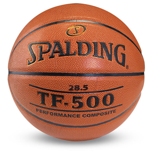 Spalding® TF-500 Composite Basketball - Women's Size 6 (28-1/2)