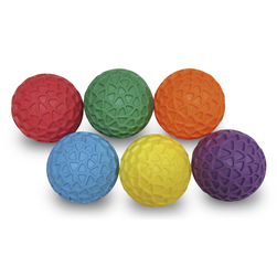 MAC-T Easy Grip Balls - 6 Colors, 3 in.