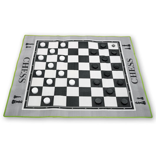 Giant Floor Game - Checkers