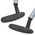 MAC-T® Foam Golf Clubs - Set of 6, 27 in. L Putters