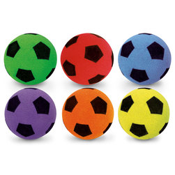 MAC-T Foam Mini Soccer Ball Set