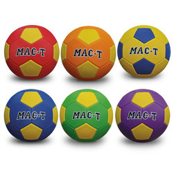 MAC-T® Soft Play Soccer Ball Set - Oversize Set