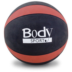 Body Sport Medicine Ball - 10 lb., Red