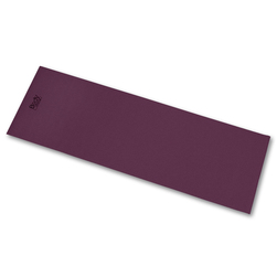 Body Sport Yoga and Fitness Mat - 1/8 in. Thick - Purple
