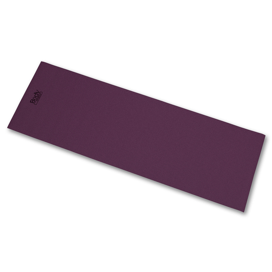 Body Sport® Yoga and Fitness Mat - 1/4 in. Thick - Purple