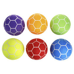 MAC-T Indoor Felt Soccer Ball Set - Size 5