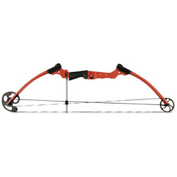 Genesis Compound Bow, Right-Handed - Orange