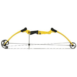 Genesis Compound Bow, Left-Handed - Yellow