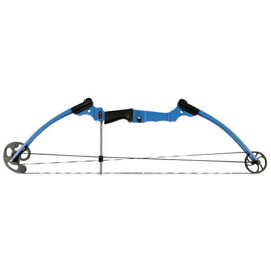Genesis® Compound Bow, Left-Handed - Blue