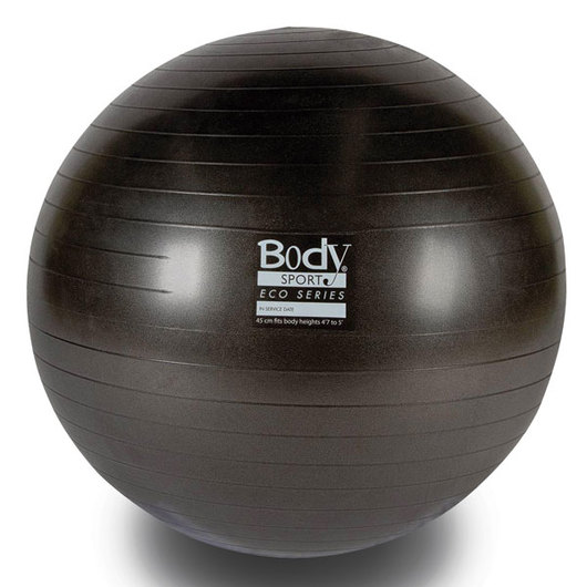 Body Sport® Eco Series Exercise Ball - 18 in. dia.