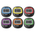 3D Pedometer - Set of 6